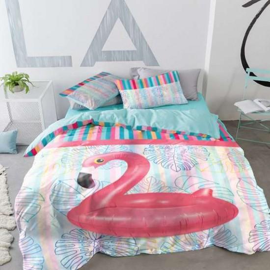 Спалня голяма Ранфорс - Фламинго пояс