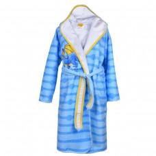 Детски халат за баня DF печат XL –  Дракон