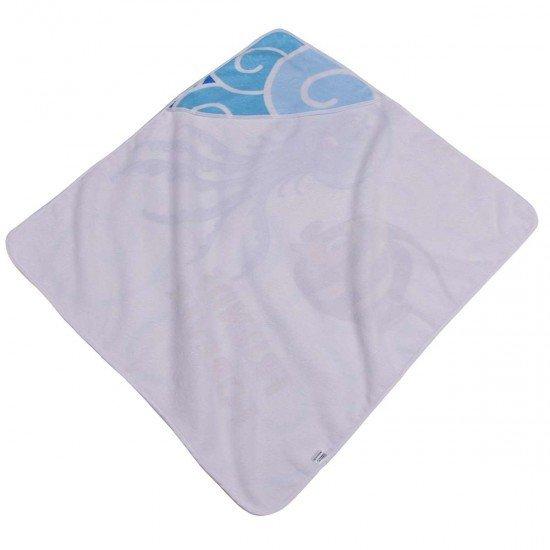 Бебешка пелена DF печат 75/75 - Морско приключение