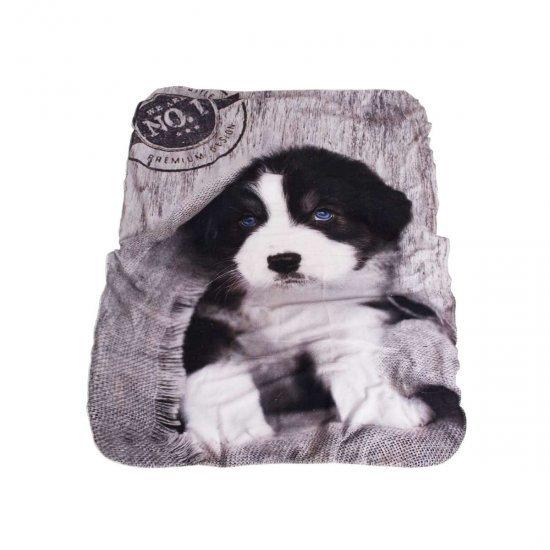 Бебешко одеало DF печат 100/150 - Куче