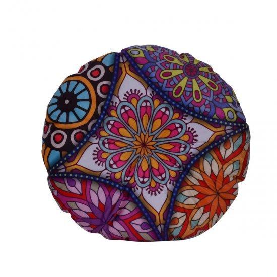 Декоративна възглавница Флийс 3D принт 40/40 - CSH 354
