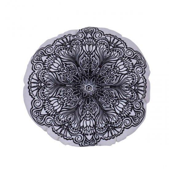 Декоративна възглавница Флийс 3D принт 40/40 - CSH 358