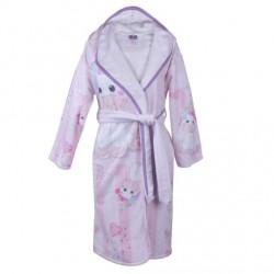 Детски халат за баня DF печат L - Пони