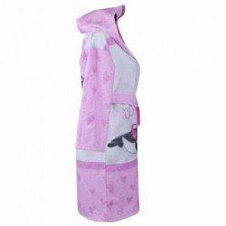 Детски халат за баня DF печат L - Кит бебе