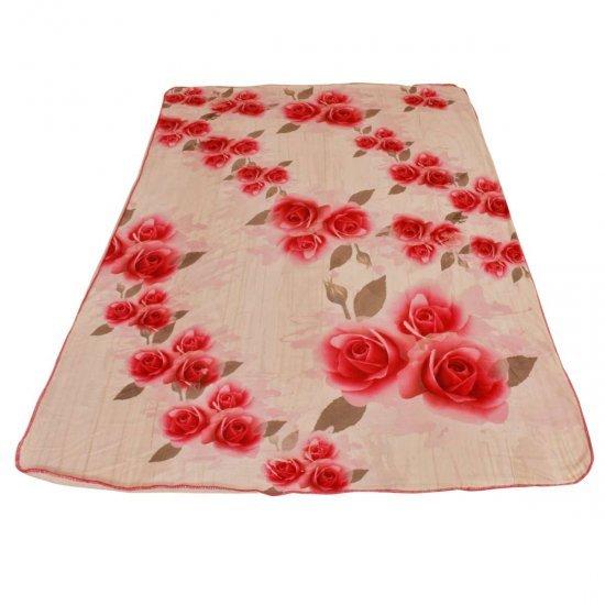 Одеяло DF печат 150/200 - Рози