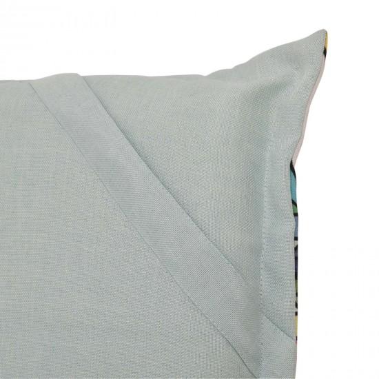 Възглавница за стол с облегалка печат 98/50/5 - Геометрия