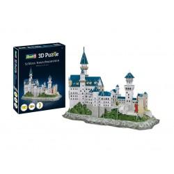 Пъзел 3D - Замъкът Нойшванщайн