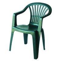 Пластмасов стол Алтея зелен