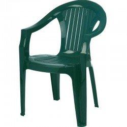 Пластмасов стол Лола зелен