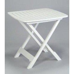 Пластмасова маса Тевере 79/72/70h - бяла