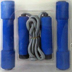 Комплект 2 гири х 0.20кг. и въже