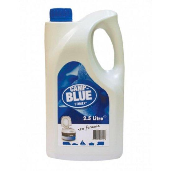 Дезинфекциращ и разграждащ концентрат CAMP BLUE 2.5 л.