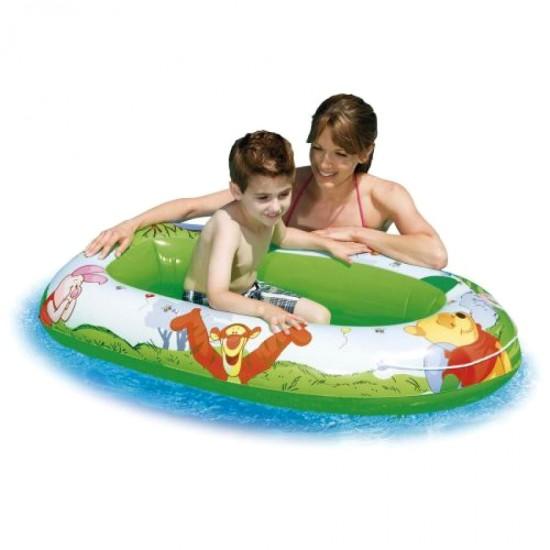 Детска надуваема лодка Мечо Пух 119x79см 58394NP Intex