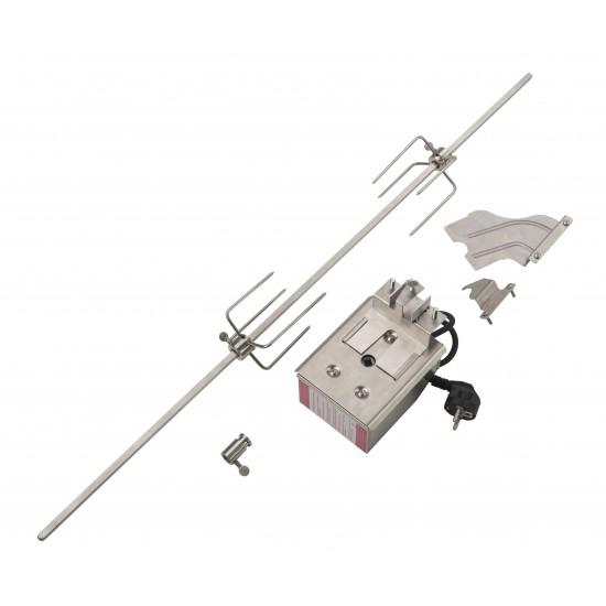 Комплект електрически мотор и грил шиш за газово барбекю 13050 Landmann