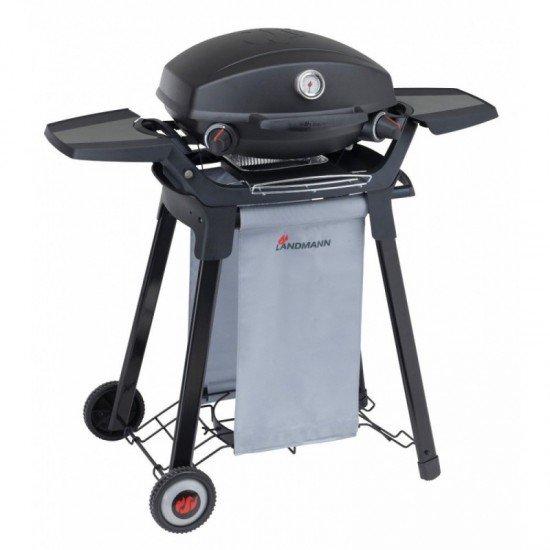 Здрава количка за преносимо газово барбекю Landmann