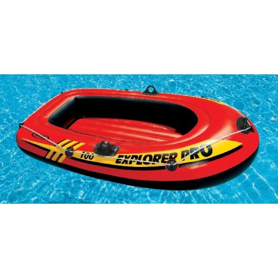 Лодка Explorer Pro 100 160х94х29см 58355NP Intex