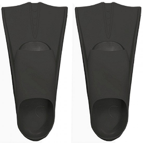 Плавници тренировъчни размер S 33-35 силиконови