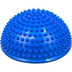 Масажна топка за баланс с формата на полусфера, Ф16 см
