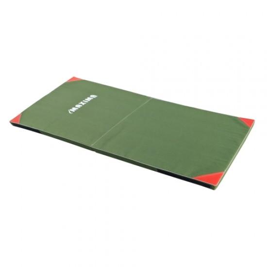 Дюшек за гимнастика Сгъваем 200х100х5 см с Калъф от брезент и Пълнеж от EPE