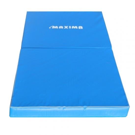 Дюшек за гимнастика  Сгъваем 200х100х10 см с PU кожа и Пълнеж от дунапрен