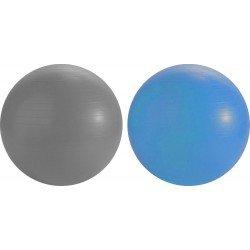 Гимнастическа топка 65 см грапава