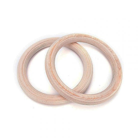 Рингове, халки дървени MAXIMA