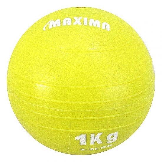 Топка медицинска MAXIMA, 1 кг, Мека