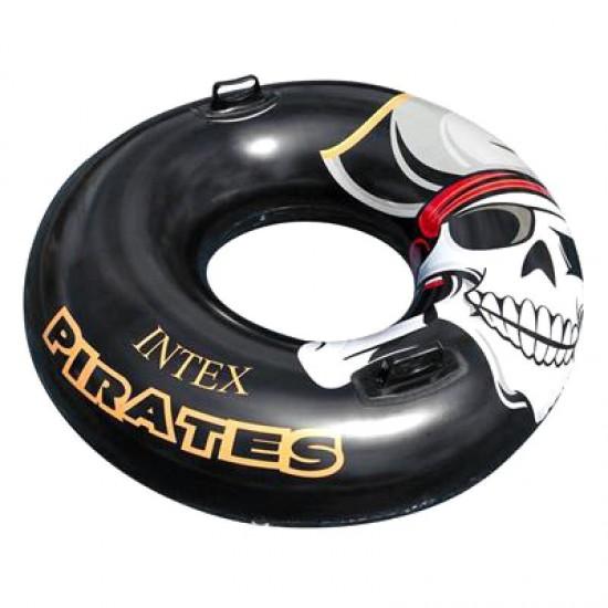 Надуваем пояс с дръжки Intex Пирати 107 см