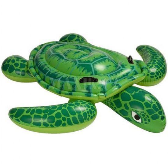 Надуваема играчка с дръжки Костенурка 150x127см 57524NP Intex