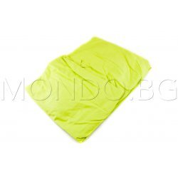 Чаршаф с ластик Ранфорс - Зелен MONDO m6918