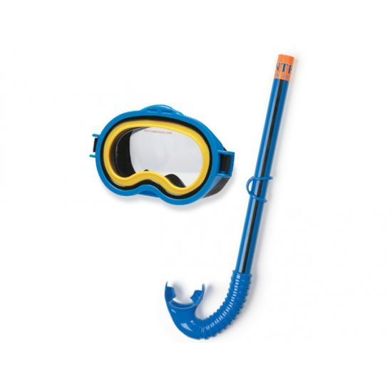 Детски очила и шнорхел 55942 Intex