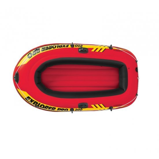 Надуваема лодка Explorer Pro 200 196х102х33см 58356NP Intex