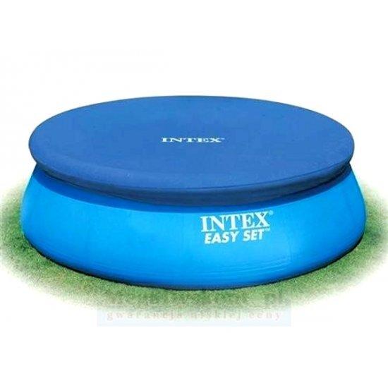 Покривало за басейн Intex Easy Set 244 см
