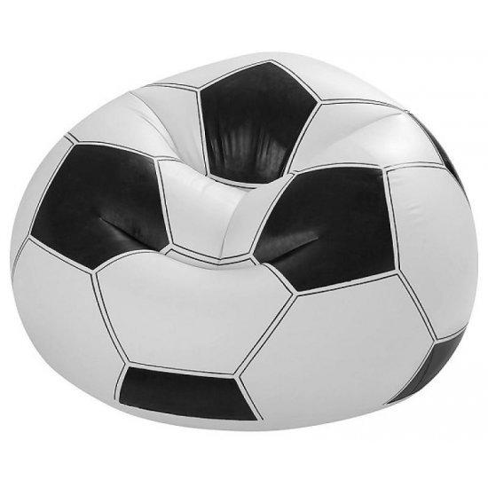 Надуваемо кресло Футболна топка 108x110x66см 68557NP Intex