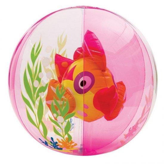 Надуваема топка Аквариум 61см 58031NP Intex