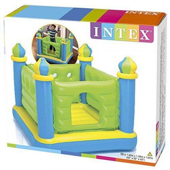 Надуваем трамплин замък  48257NP Intex