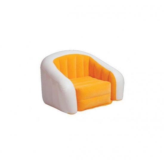 Детски надуваем стол Intex Cafe Club Chair