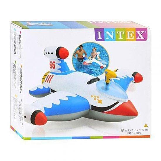 Надуваема играчка Intex Космически кораб 47 x 127 см