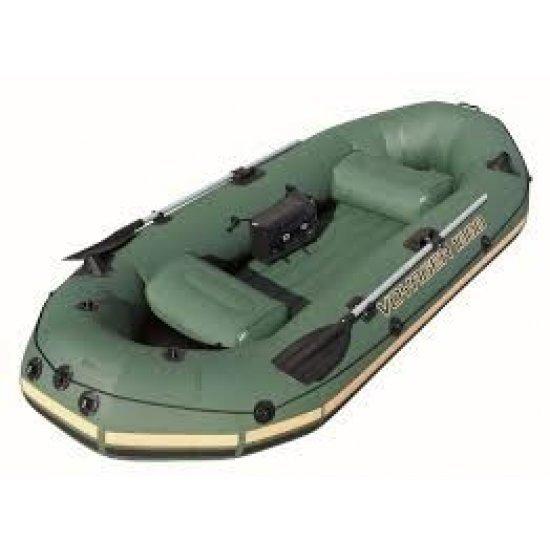 Надуваема лодка за риболов Voyager 1000 291x127см 65056 Bestway