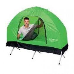 Палатка за къмпинг с походно легло и надуваем дюшек и  68064 Bestway