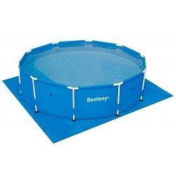 Подложка за лодки, басейни или джакузита 335x335см 58001 Bestway