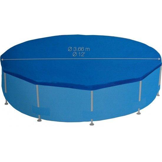 Покривало за сглобяем кръгъл басейн 366см 58037 Bestway