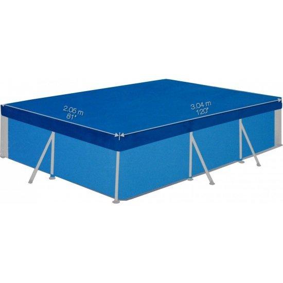 Покривало за басейн с тръбна конструкция 300х201см 58106 Bestway