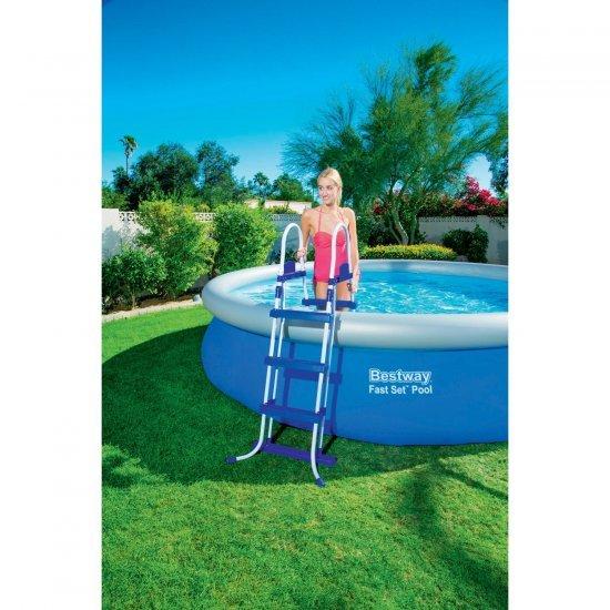 Стълба за басейн 107cм 58330 Bestway