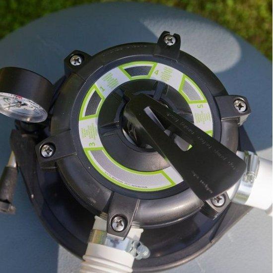 Пясъчен филтър с помпа Gre FS400