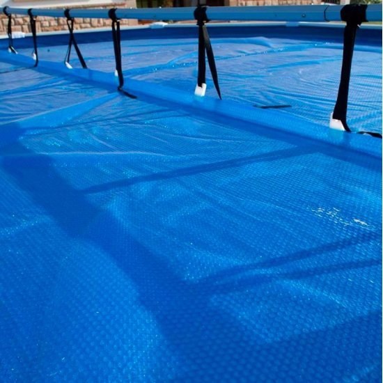 Ролка за навиване на покривало с максимална ширина 6.5м Gre 40135