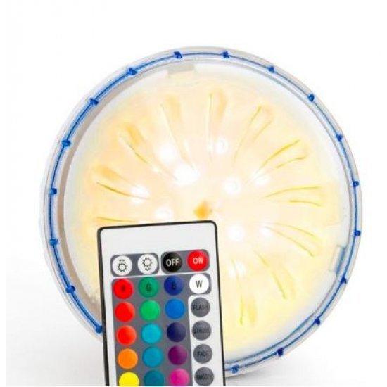 Цветно LED осветление с дистанционно управление за басейн Gre PLED1C