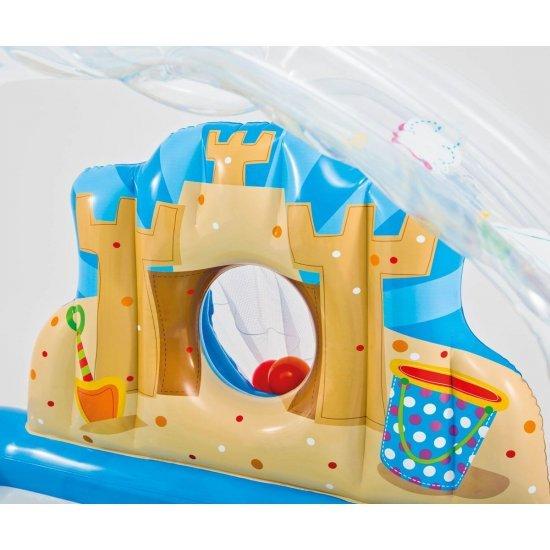 Надуваем детски център за игра Intex слънце
