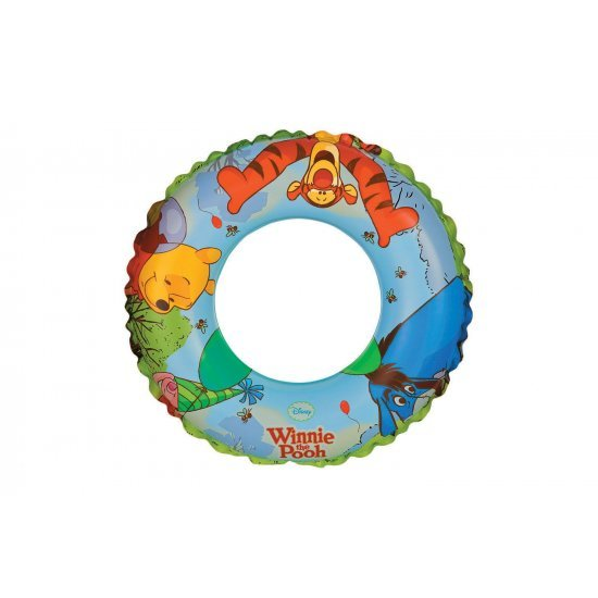 Надуваем детски пояс Мечо Пух 61см 58254NP Intex