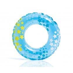 Комплект надуваем детски басейн, топка и пояс звезди 122х25см.59460NP Intex